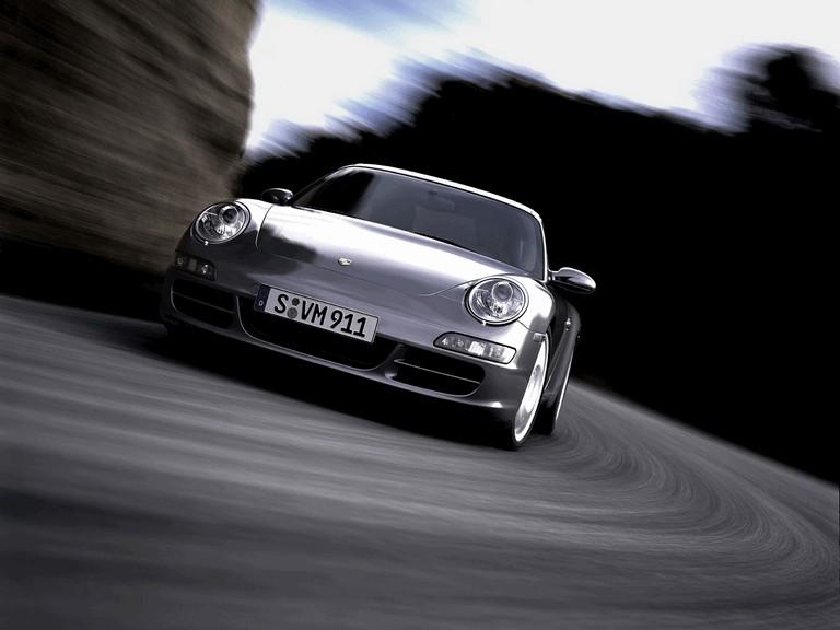 2005 Porsche 911 Carrera 206012