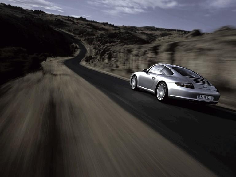 2005 Porsche 911 Carrera 206015