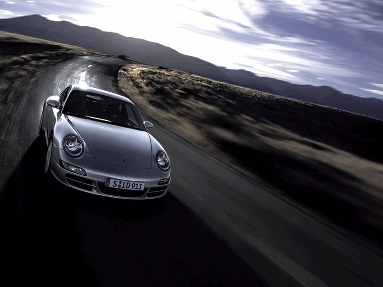 2005 Porsche 911 Carrera 206016