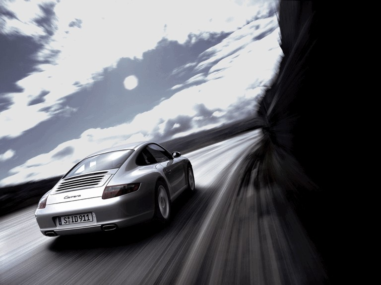 2005 Porsche 911 Carrera 206017