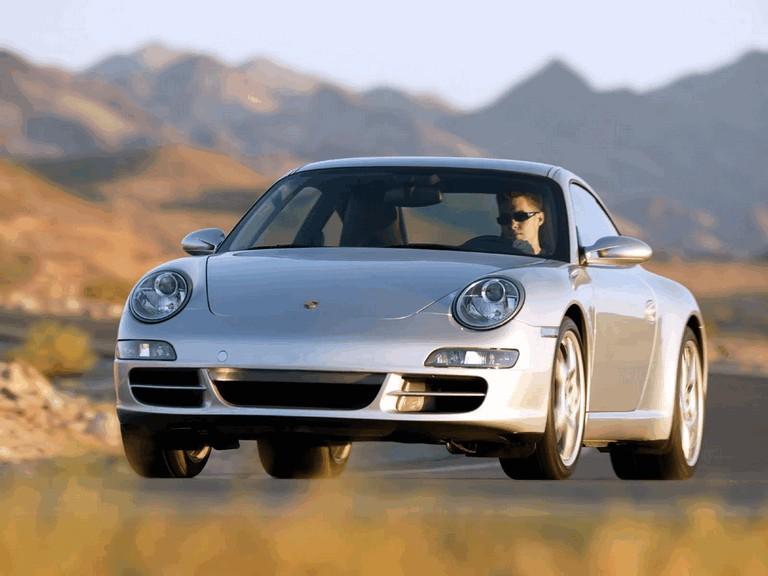 2005 Porsche 911 Carrera 206025