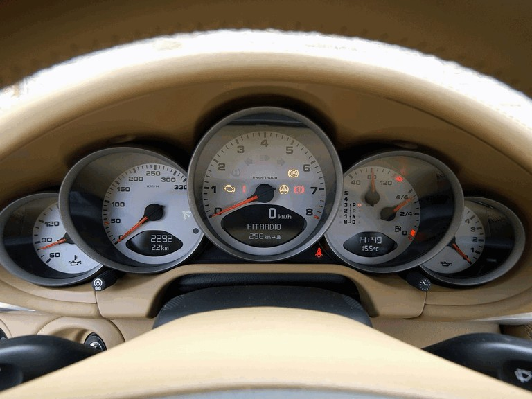 2005 Porsche 911 Carrera 206036