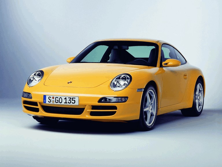 2005 Porsche 911 Carrera 206040
