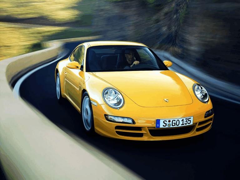 2005 Porsche 911 Carrera 206045