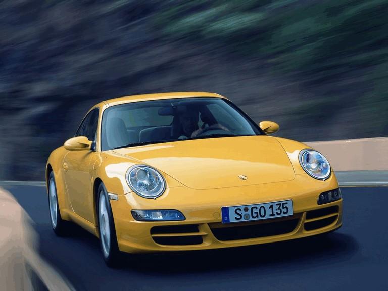 2005 Porsche 911 Carrera 206046
