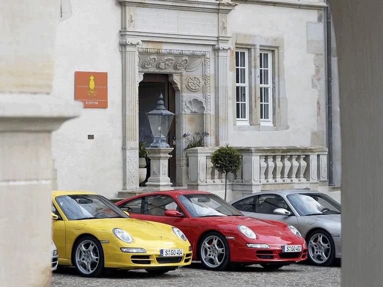 2005 Porsche 911 Carrera 206051