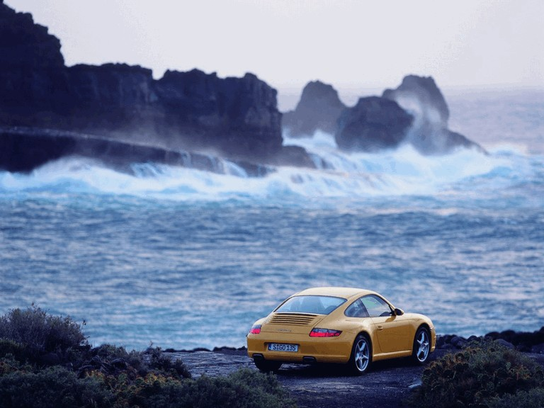 2005 Porsche 911 Carrera 206054