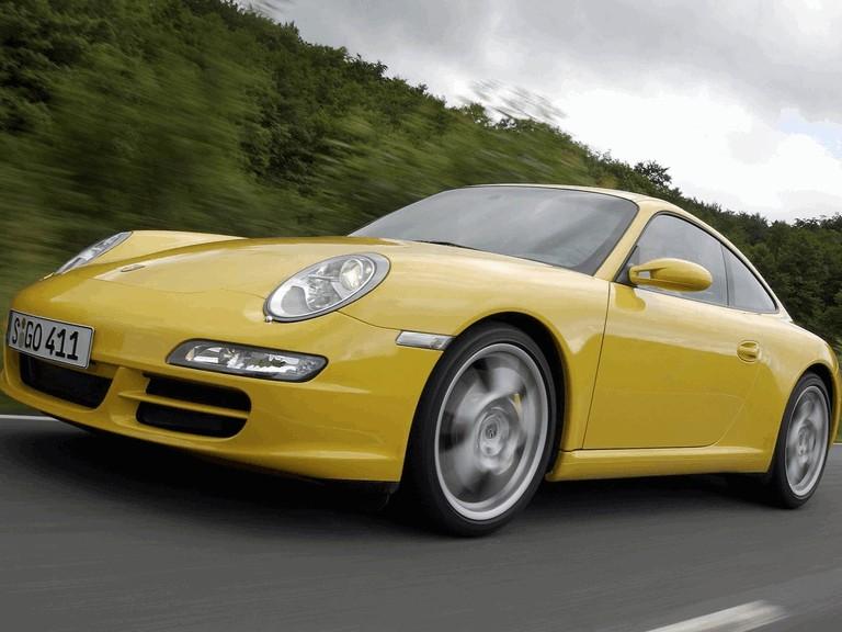 2005 Porsche 911 Carrera 206056