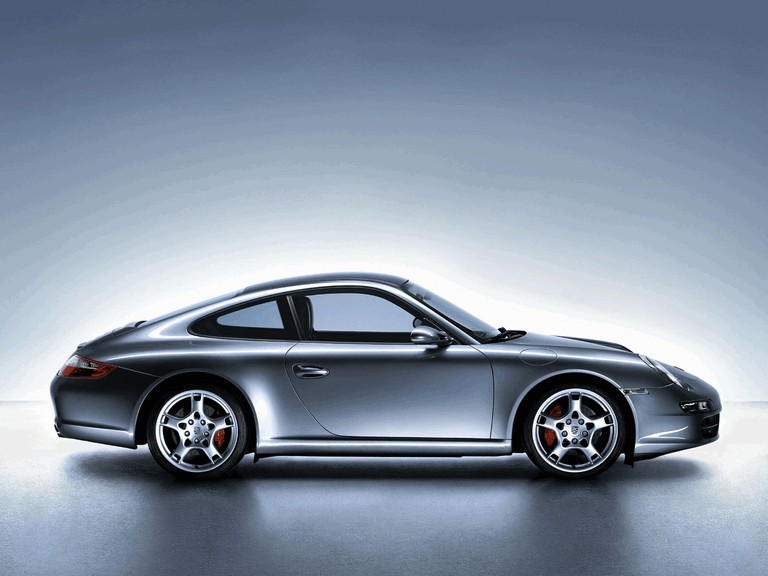2005 Porsche 911 Carrera S 206070