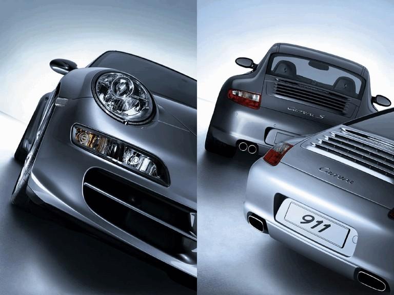 2005 Porsche 911 Carrera S 206074