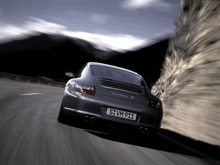 2005 Porsche 911 Carrera S 206082