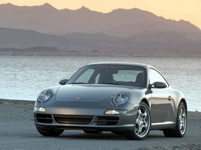 2005 Porsche 911 Carrera S 206088