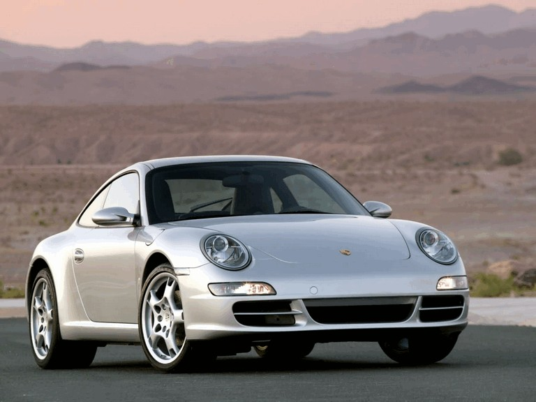 2005 Porsche 911 Carrera S 206089