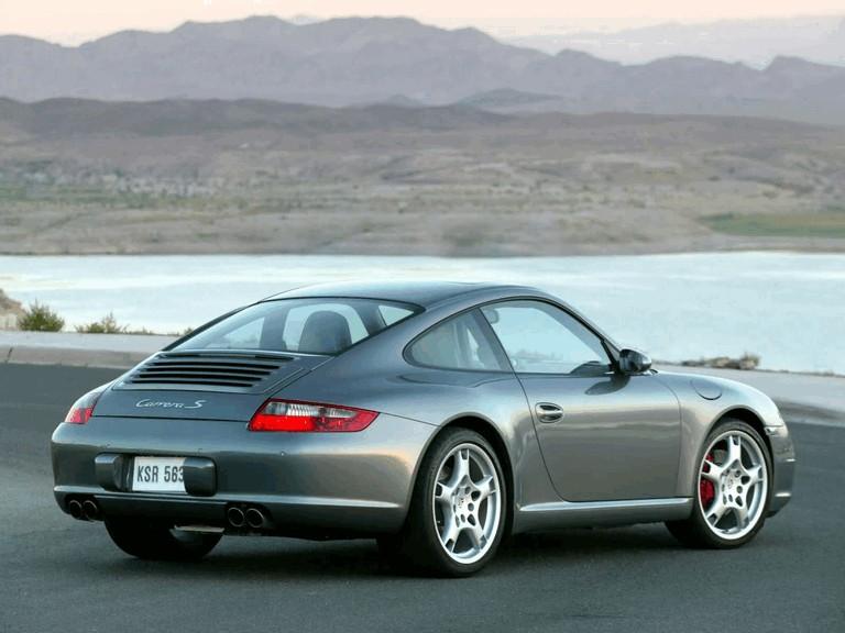 2005 Porsche 911 Carrera S 206093