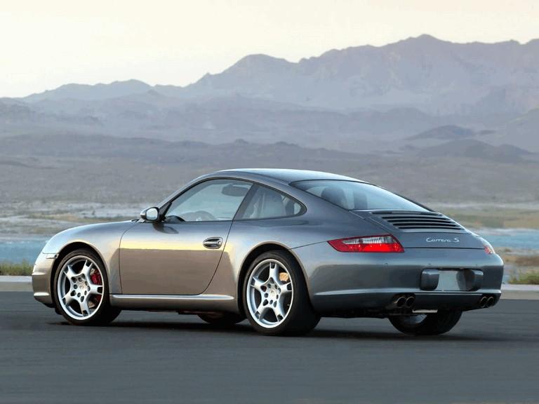 2005 Porsche 911 Carrera S 206095