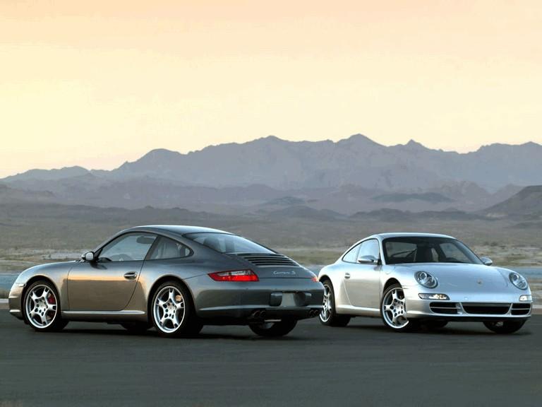 2005 Porsche 911 Carrera S 206096