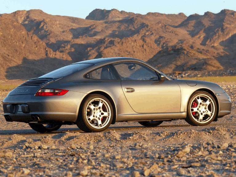 2005 Porsche 911 Carrera S 206101