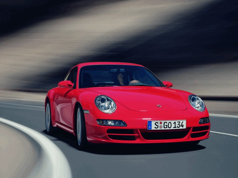 2005 Porsche 911 Carrera S 206112