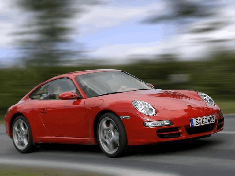 2005 Porsche 911 Carrera S 206115