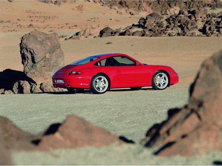 2005 Porsche 911 Carrera S 206116