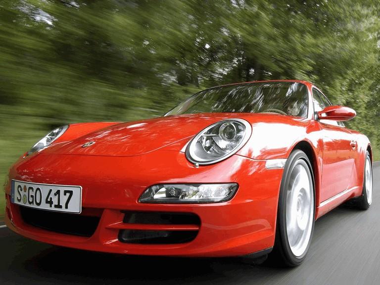 2005 Porsche 911 Carrera S 206124