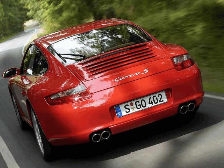 2005 Porsche 911 Carrera S 206125