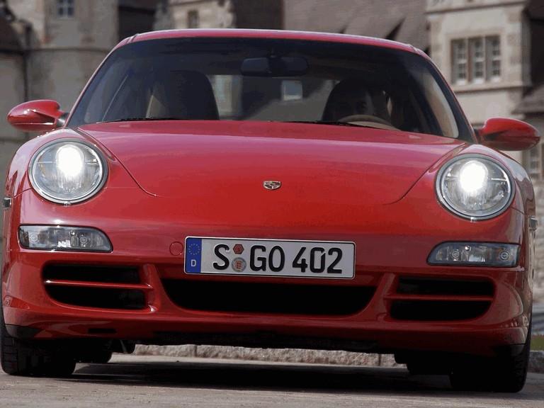 2005 Porsche 911 Carrera S 206126