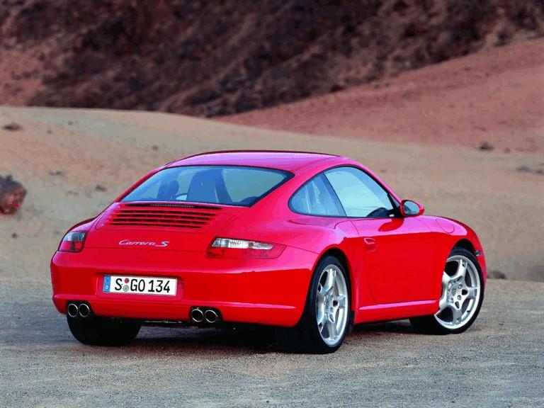 2005 Porsche 911 Carrera S 206133