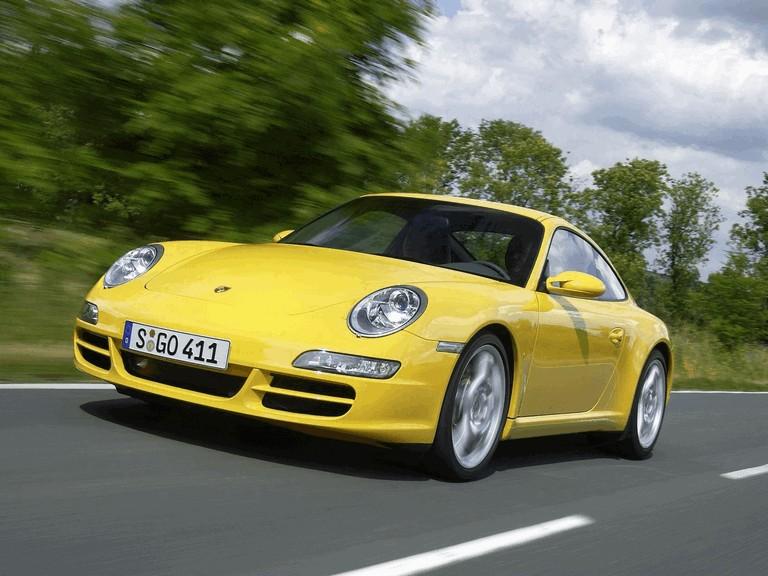 2005 Porsche 911 Carrera S 206136