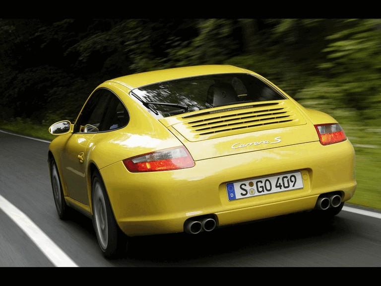 2005 Porsche 911 Carrera S 206141