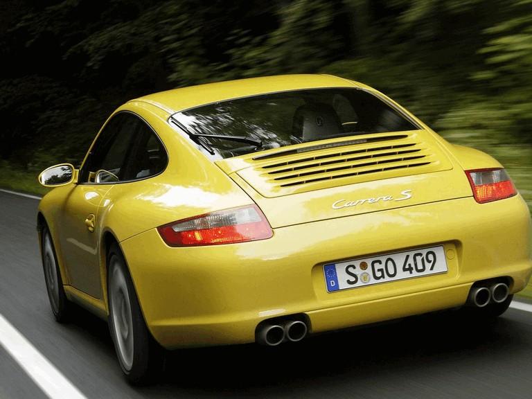 2005 Porsche 911 Carrera S 206142
