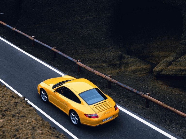 2005 Porsche 911 Carrera S 206149