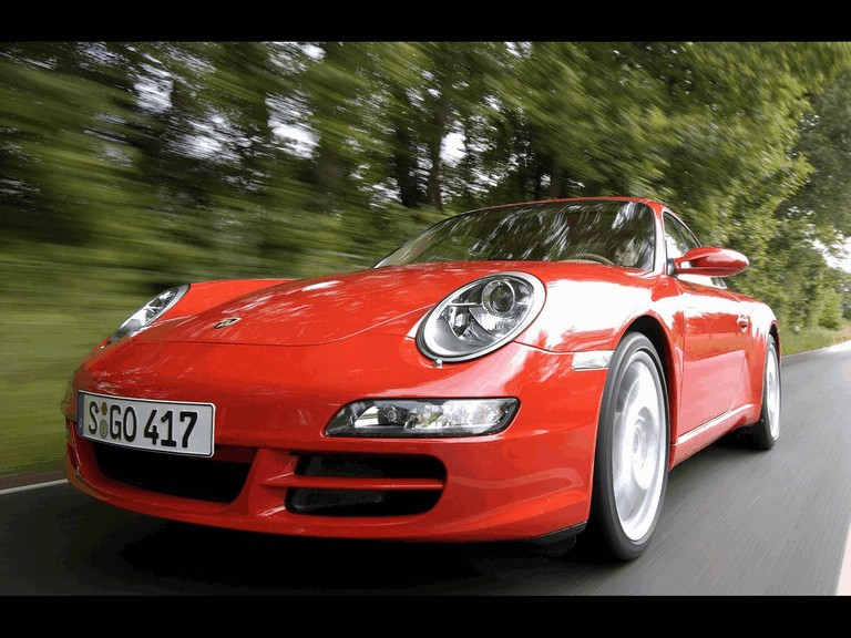 2005 Porsche 911 Carrera S 206162