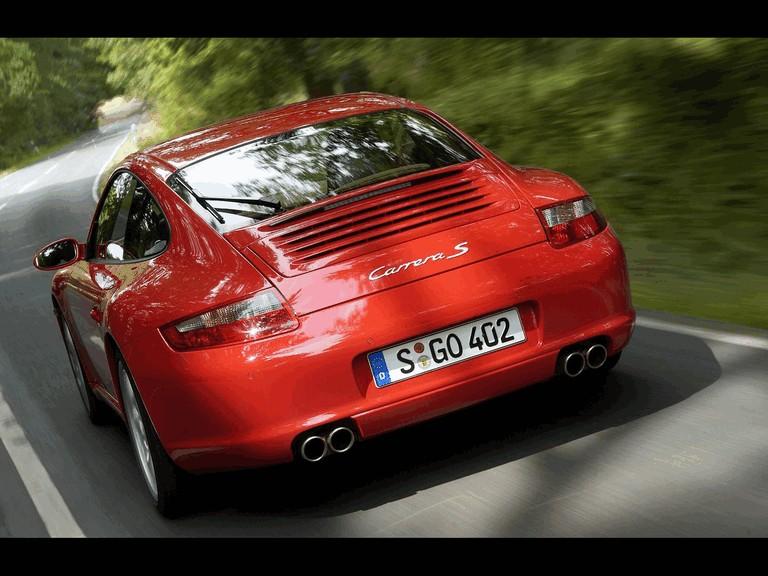 2005 Porsche 911 Carrera S 206163