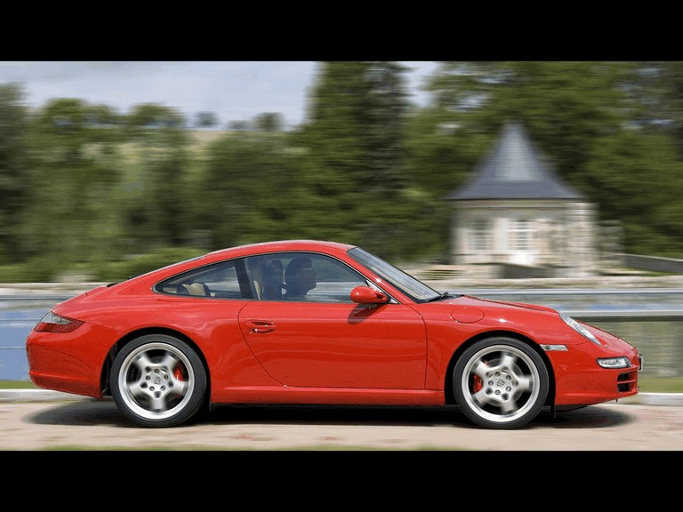 2005 Porsche 911 Carrera S 206165