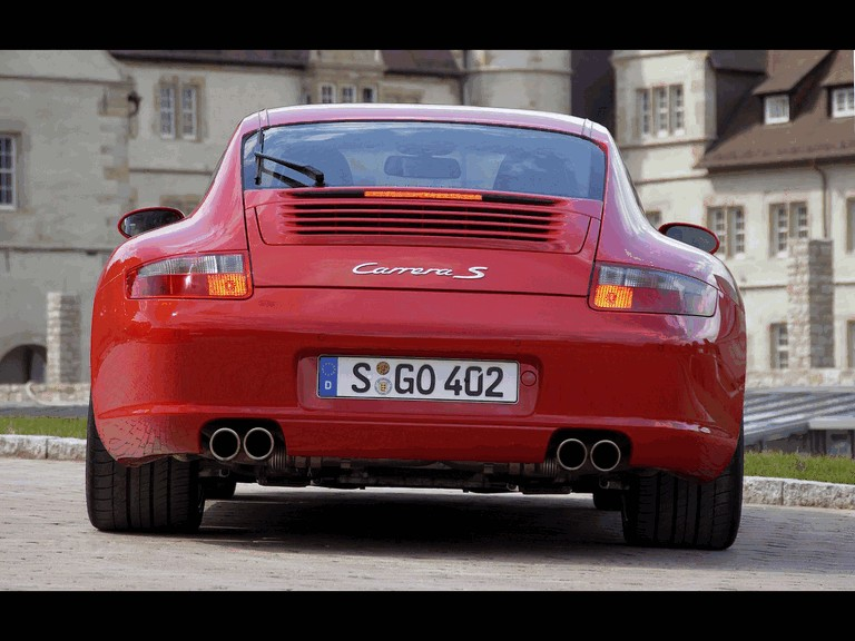 2005 Porsche 911 Carrera S 206167