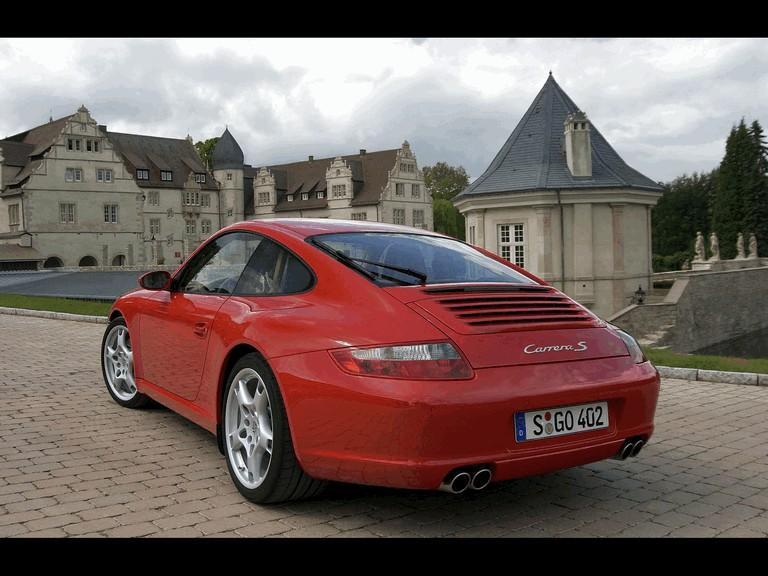 2005 Porsche 911 Carrera S 206168