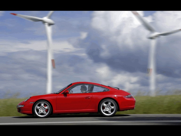 2005 Porsche 911 Carrera S 206172
