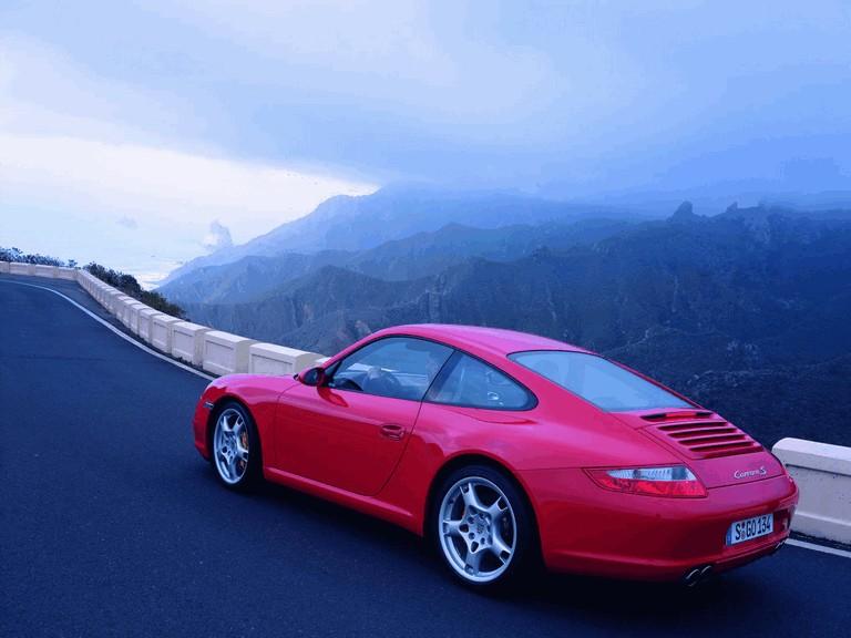 2005 Porsche 911 Carrera S 206184