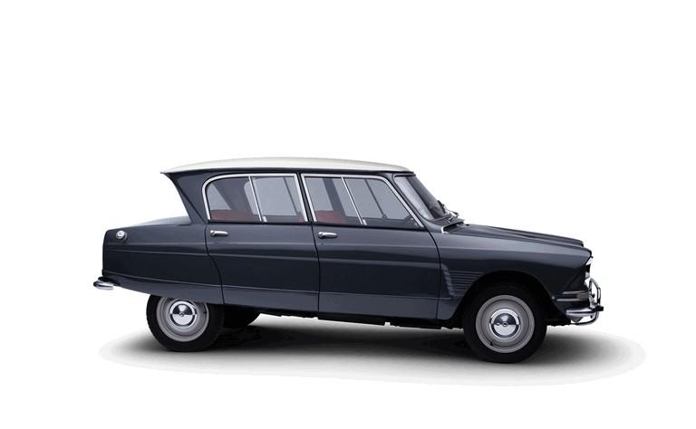 1961 Citroen AMI 6 508359