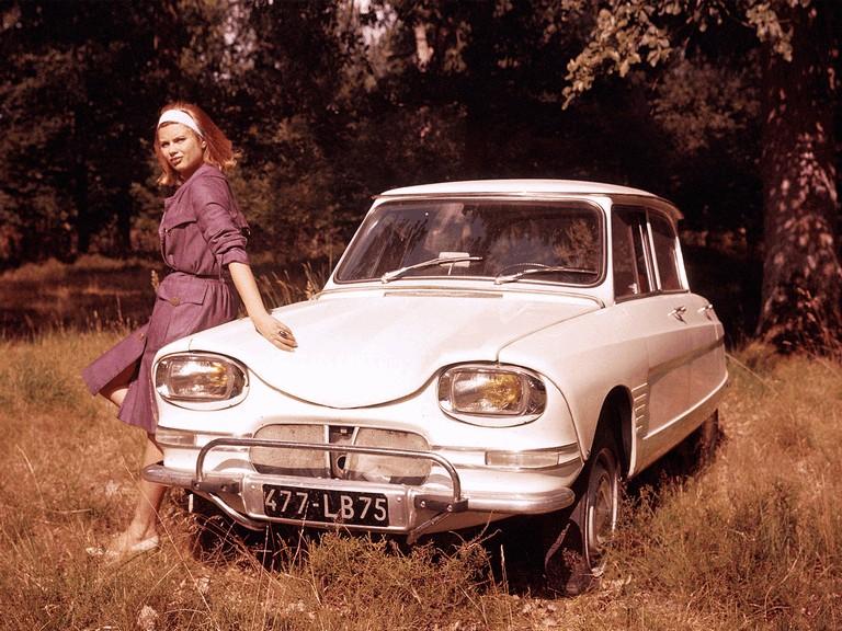 1961 Citroen AMI 6 508362
