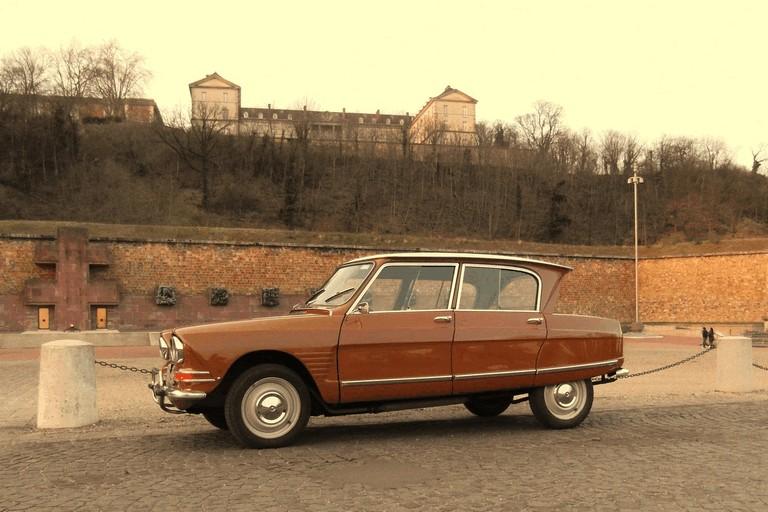 1961 Citroen AMI 6 508364