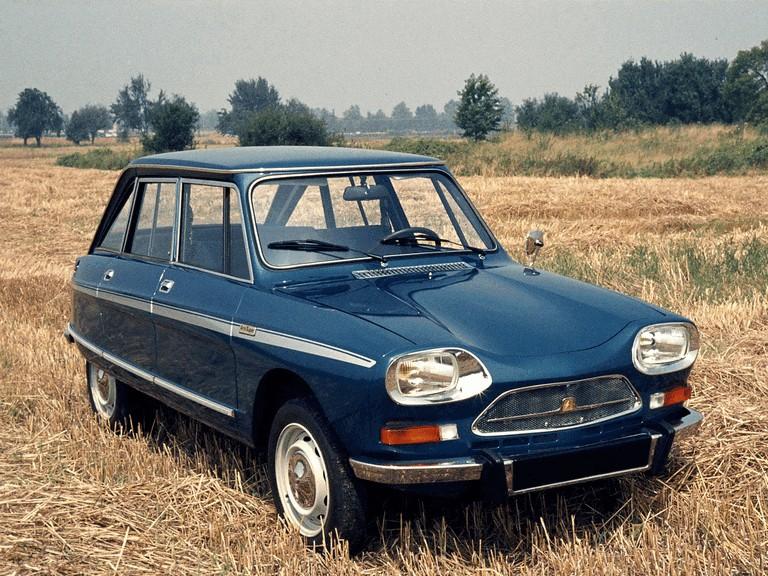1973 Citroën AMI Super 291214