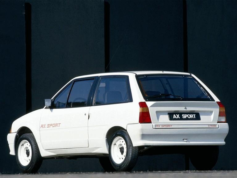 1986 Citroën AX Sport 291249