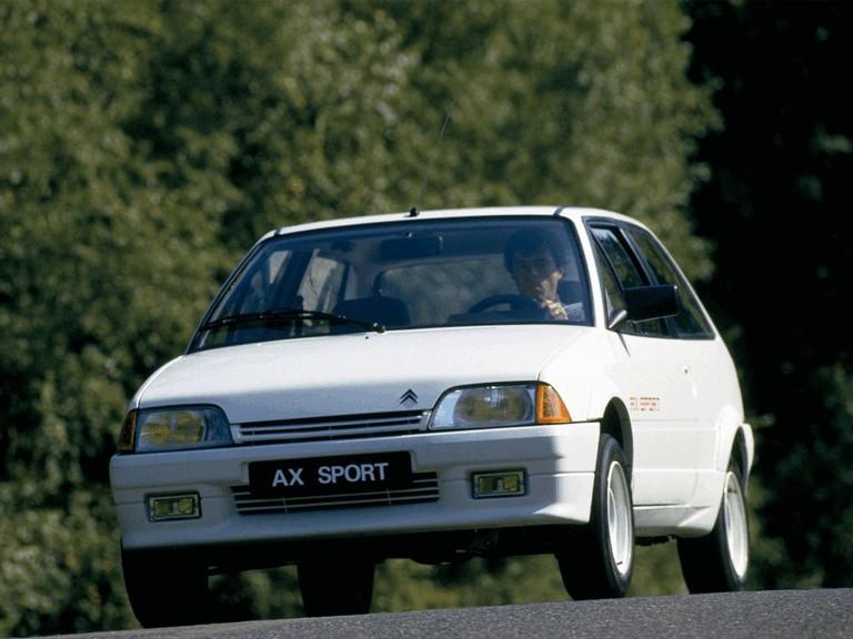 1986 Citroën AX Sport 291251