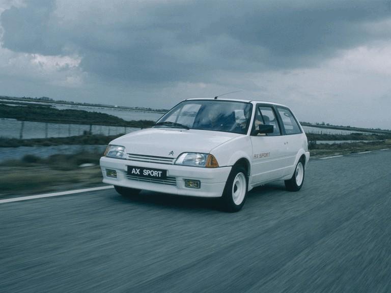 1986 Citroën AX Sport 291252