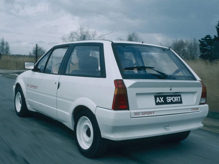 1986 Citroën AX Sport 291253