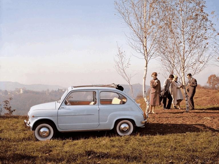 1955 Fiat 600 291271