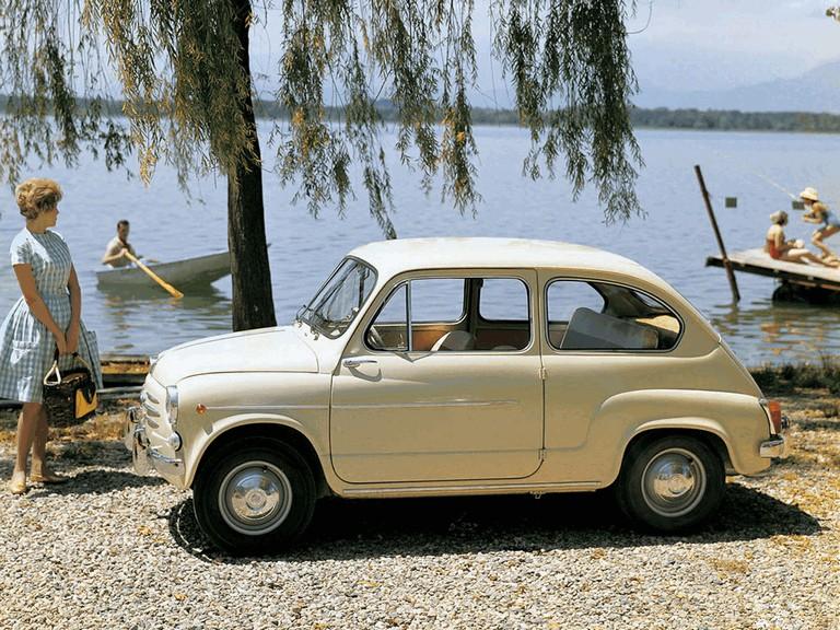 1955 Fiat 600 291272