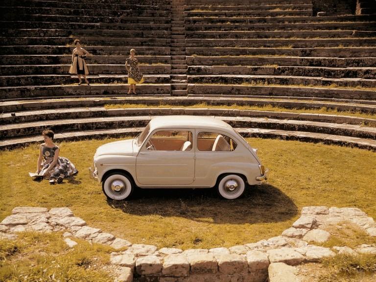 1955 Fiat 600 291273